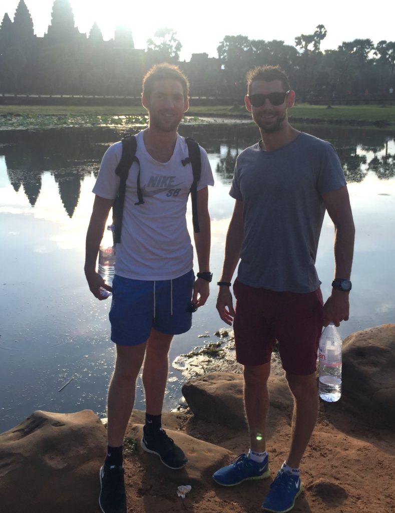 Dan Butcher and Nick Brown