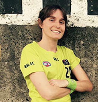 Libby Toovey – Female Umpire Pathway