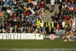 AFL 2012 Rd 07 - GWS Giants v Gold Coast
