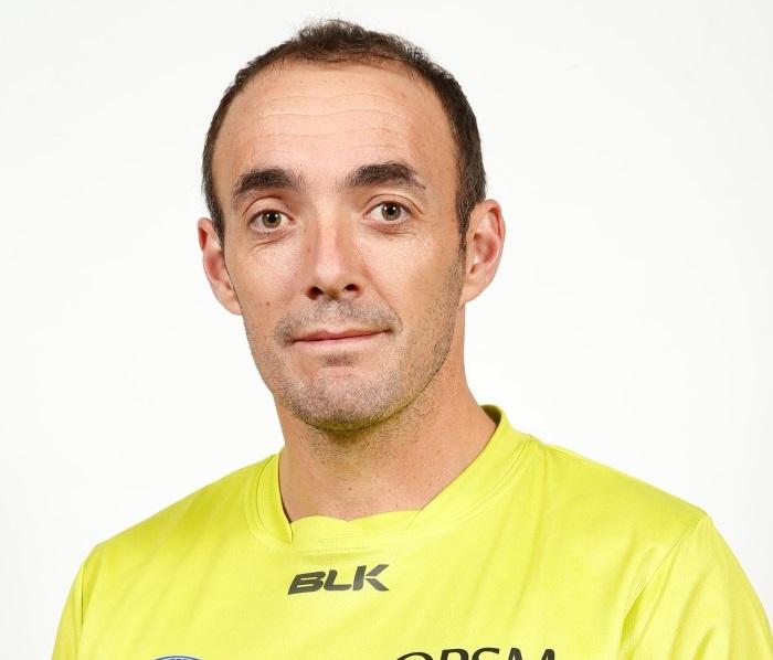 AFL 2015 Media - Field Umpire Headshots
