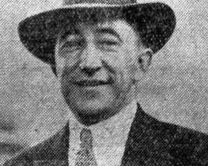Jack Drysdale at the 1930 ANA conference, Mildura